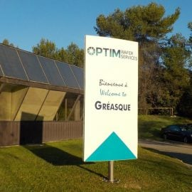 Optim Wafer Processing Services in France