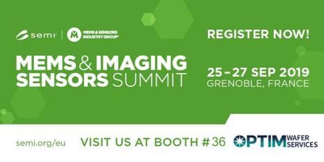 MEMS SENSORS Summit 2019